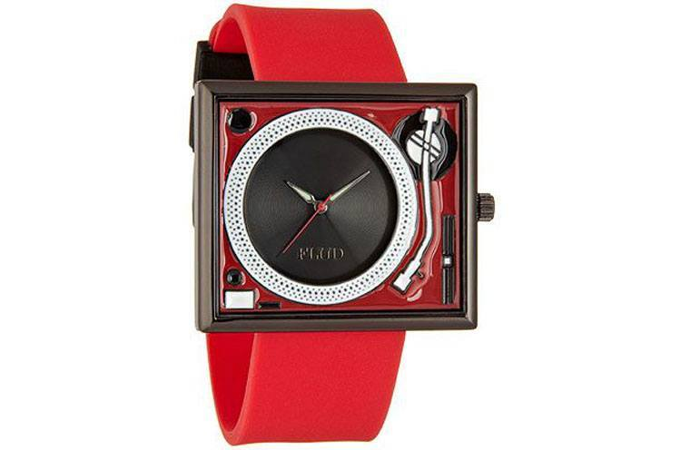 Quirky Red Watch for womens