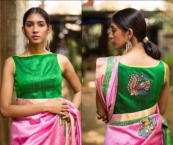 Silk Saree Blouses
