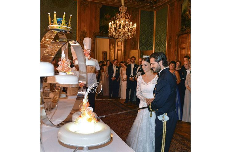 Swedish Royal Wedding 2015