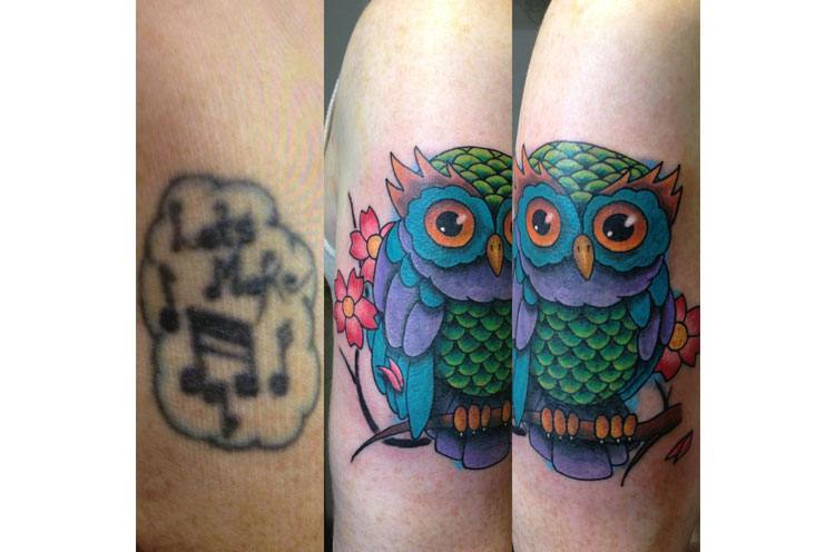 Tattoo Coverup ideas