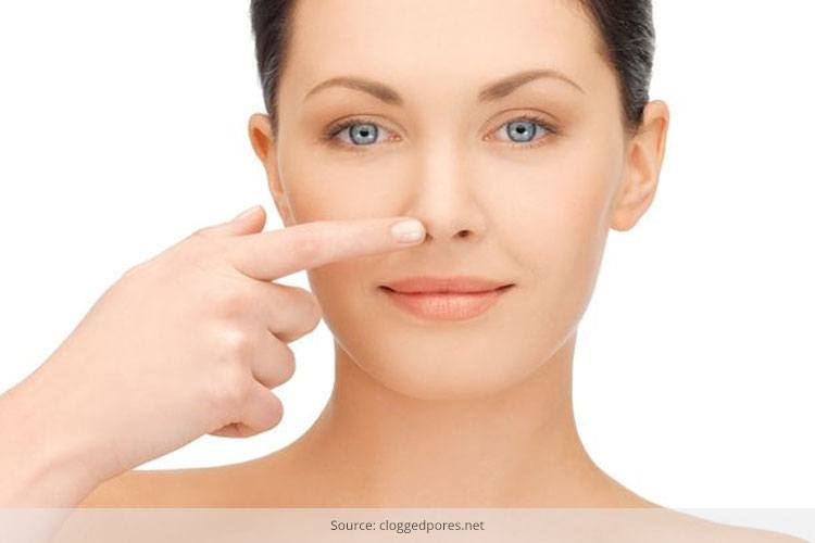 Tips for oily nose