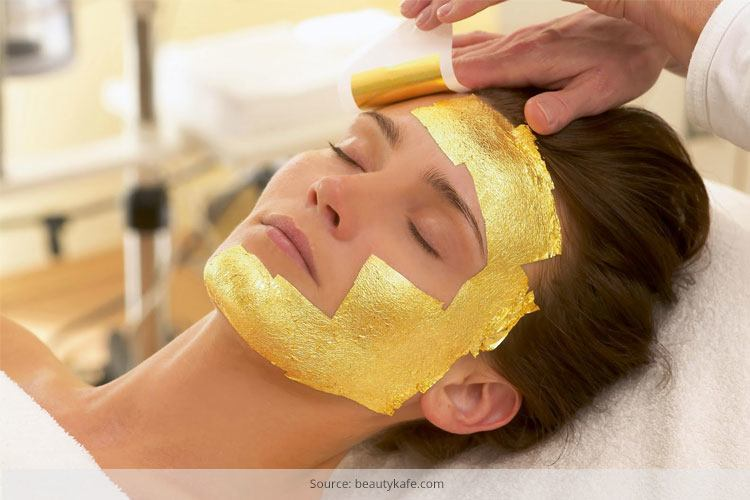 Top Gold Facials For Oily Skin