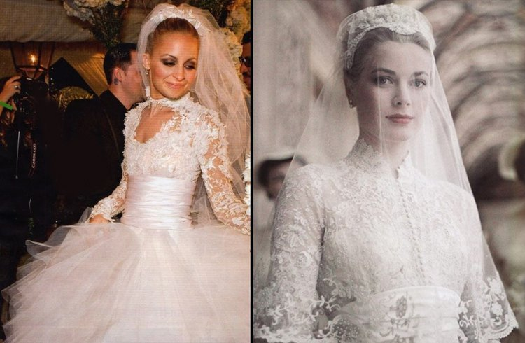 b3f90c8d8ca36 25 Most Expensive Celebrity Wedding Dresses