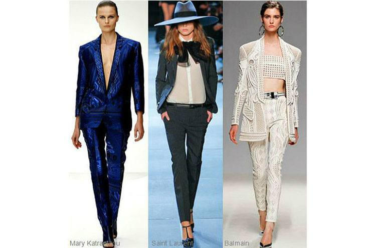 Womens Pant Suits