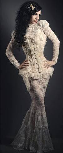 Victorian Vintage Gowns