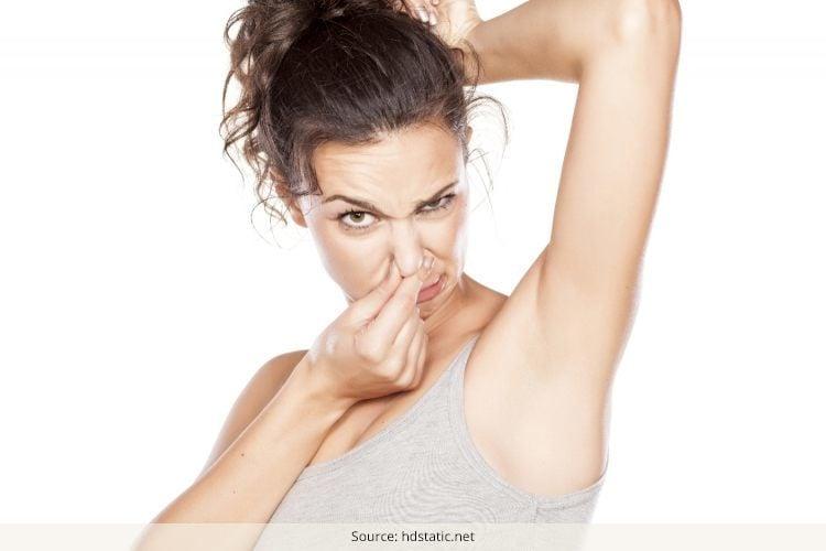 Avoid Nasty Body Odour