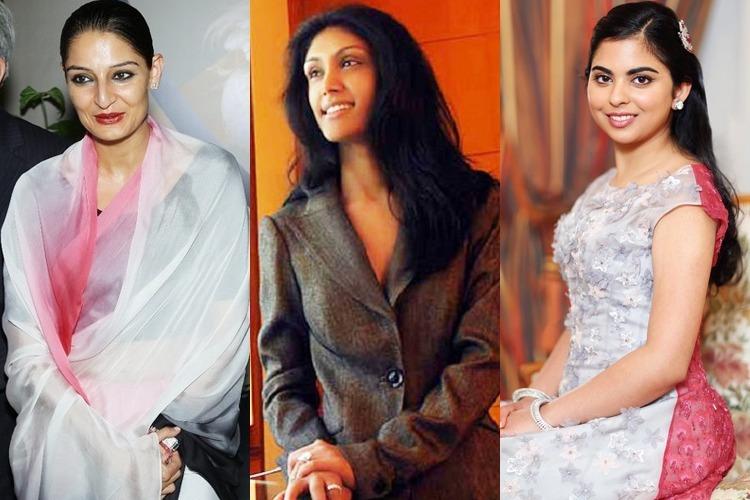 Billionaire Daughters