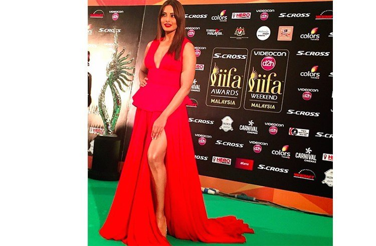 Bipasha Basu at IIFA 2015 Awards
