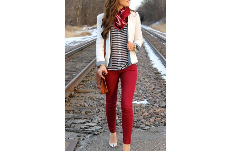 Blazer for layering