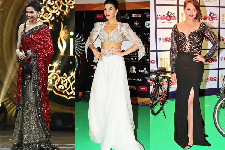 Bollywood Beauties at IIFA 2015
