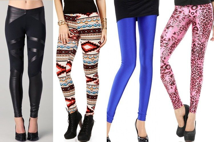 The boring leggings