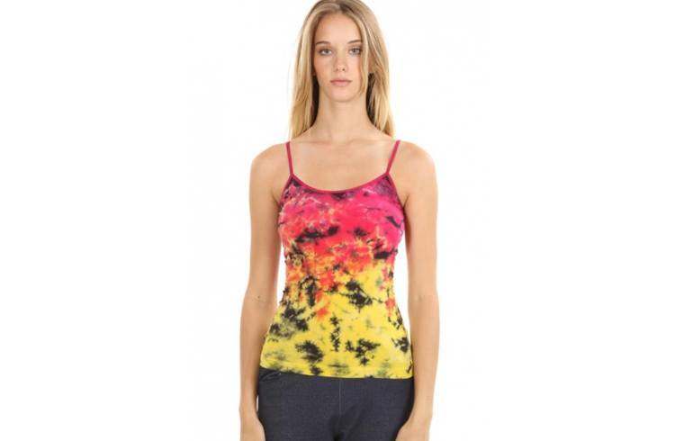Camisoles in Tie And Dye