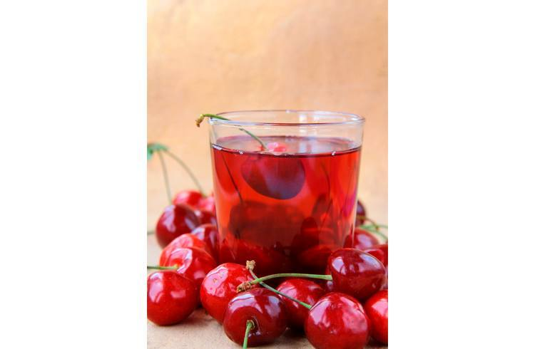 Cherry Juice for hair loss
