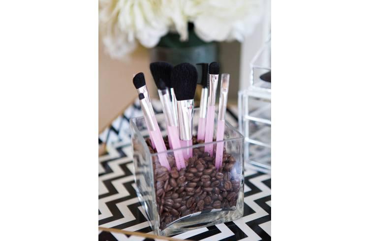 Diy makeup organization ideas