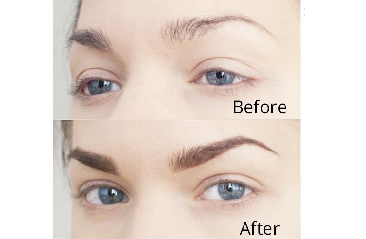 Eyebrow makeup tips