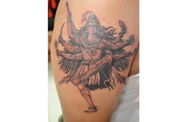 Famous tattoo artists in Mumbai