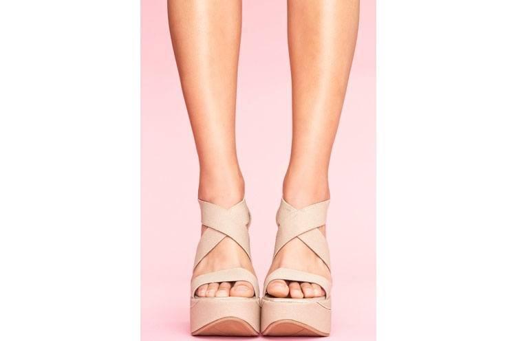 flatform sandals for womens
