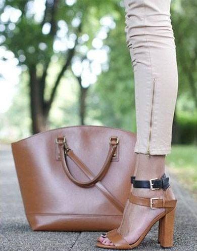 footwear for Capris