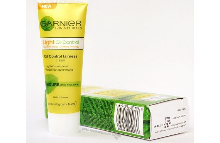 Garnier fairness cream