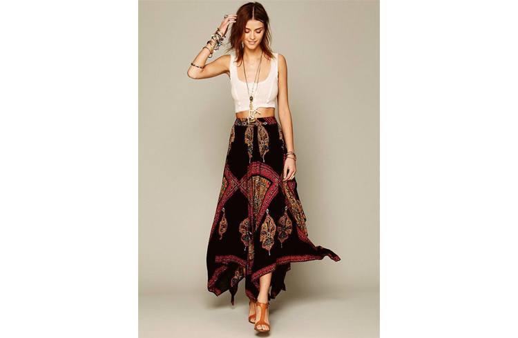 Gypsy look for women