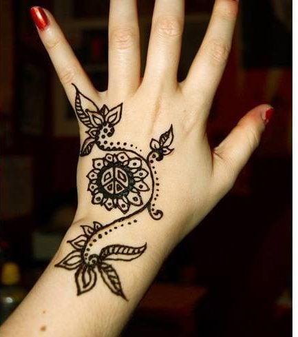henna designs for children