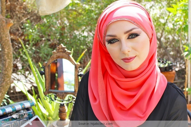 Hijab Makeup Idea