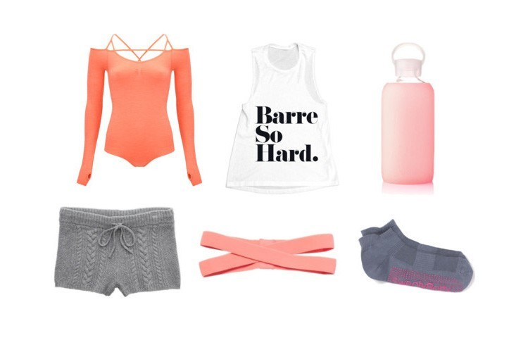 How to dress to dance workout