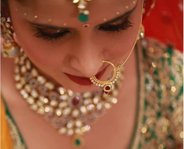 Indian bridal eye makeup-tips
