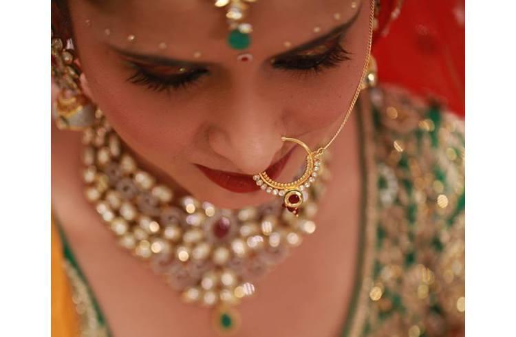 Indian bridal eye makeup-tips