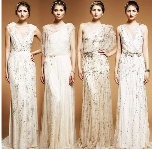 Jenny Packham bridal designs