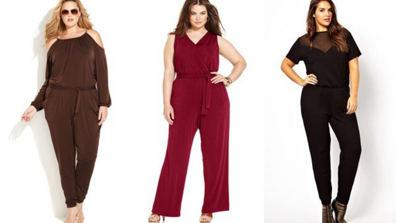 2e33eefb3 A Style Guide On Jumpsuits For Plus Size Women .
