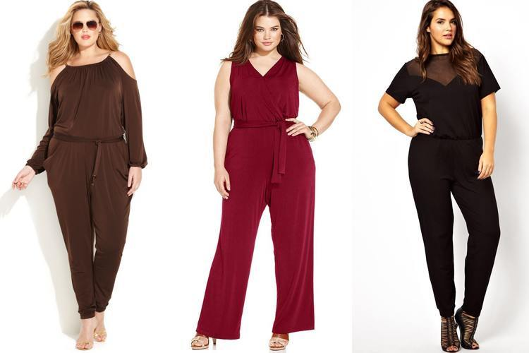 1639be0d7fa A Style Guide On Jumpsuits For Plus Size Women .