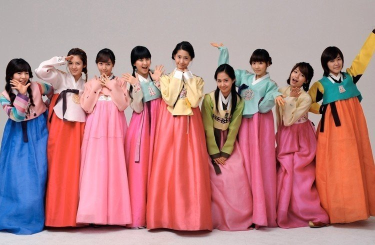 Korean Fashion Bibles