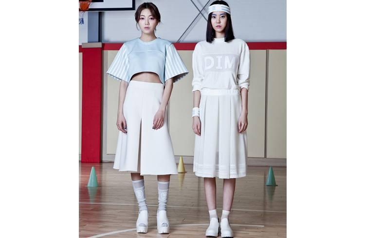 Korean kneelenght skirts