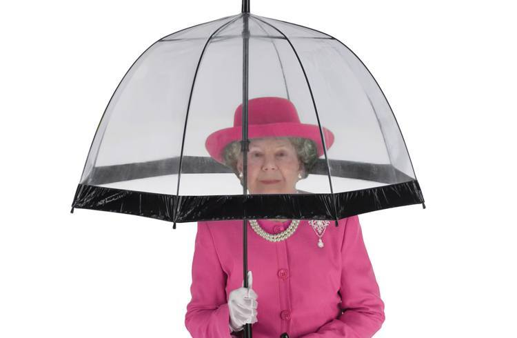 Majesty's Umbrella