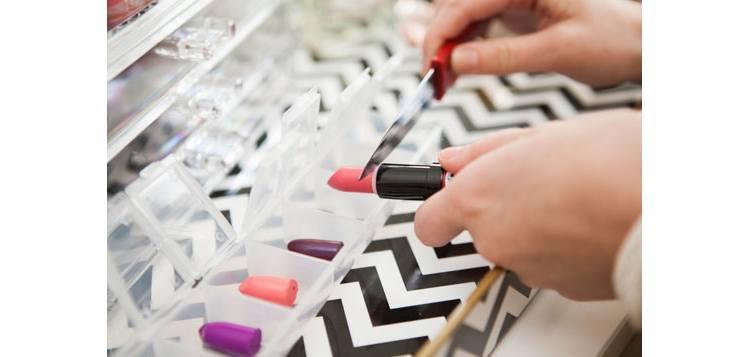 Makeup storage tips