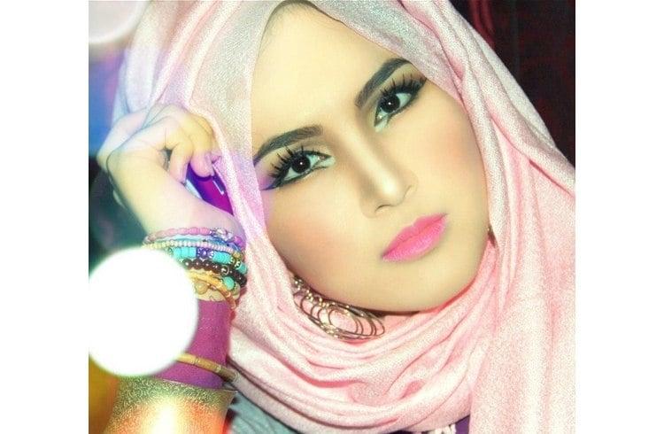 Makeup tips for Hijab