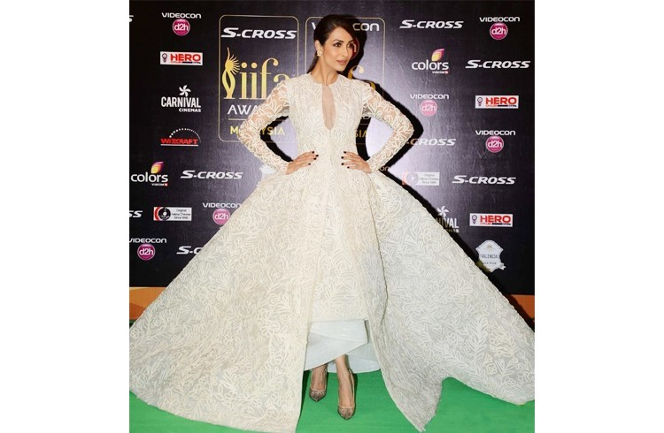 Malaika Arora Khan at IIFA 2015