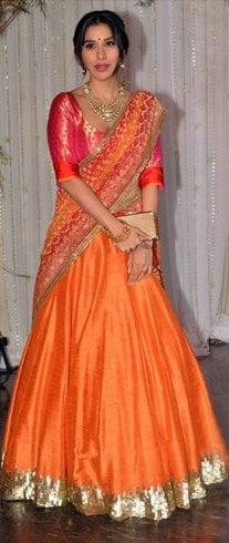 Manish Malhotra Half Saree