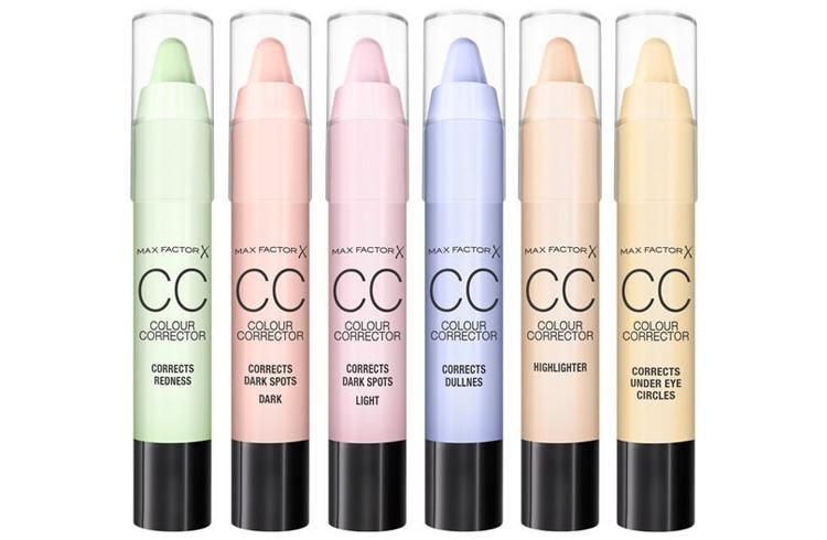 Max Factor's Colour Corrector Sticks