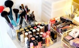 Ways to Organise Makeup