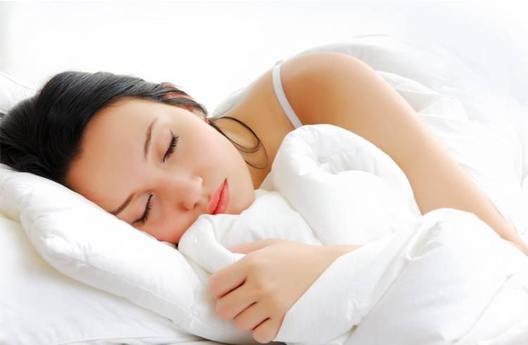 Over sleep ruin youn skin