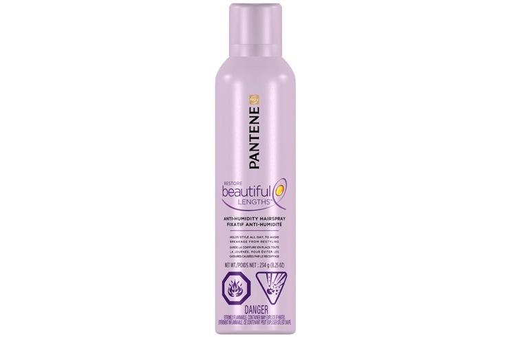 Pantene  Anti-Humidity Hairspray