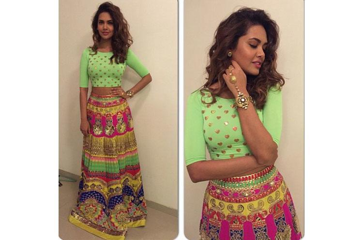 plenty of patterns Desi Dressing Style