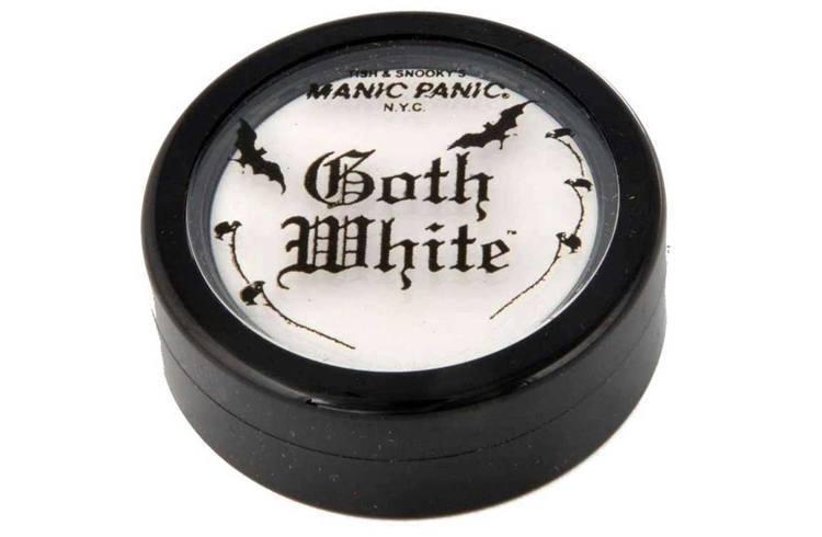 Powder for gothic