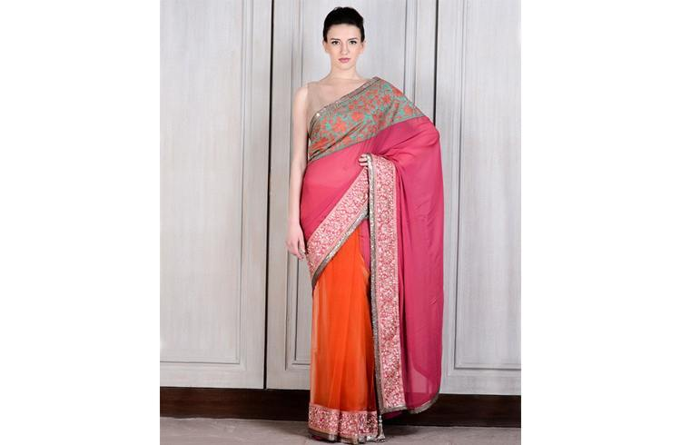 Saree by Manish Malhotra