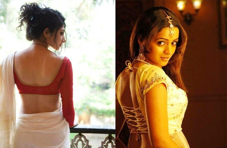 Selection Tips of Backless Blouse