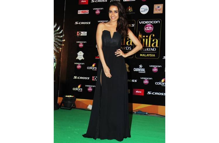 Shraddha Kapoor at IIFA 2015 Awards