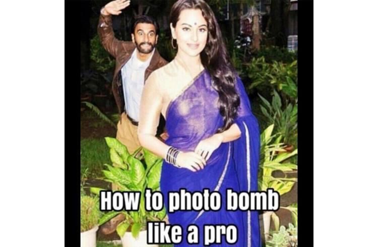Sonakshi Sinha sense of humour
