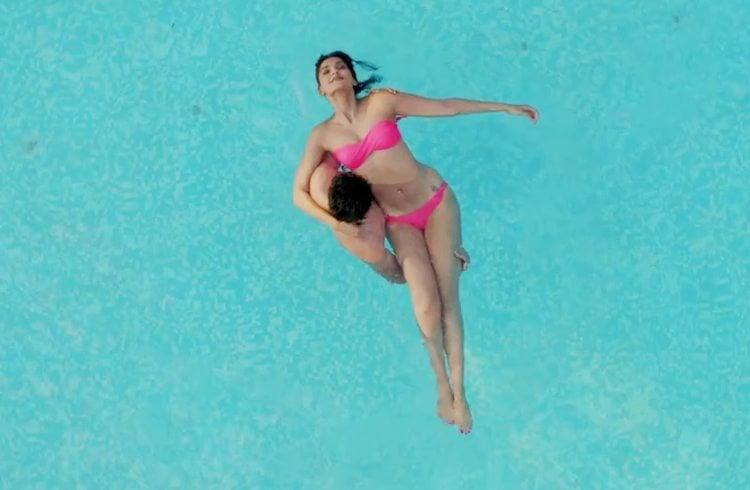 Sonam Kapoor in bikini